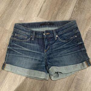 Joe's Jeans Shorts - Sz 25